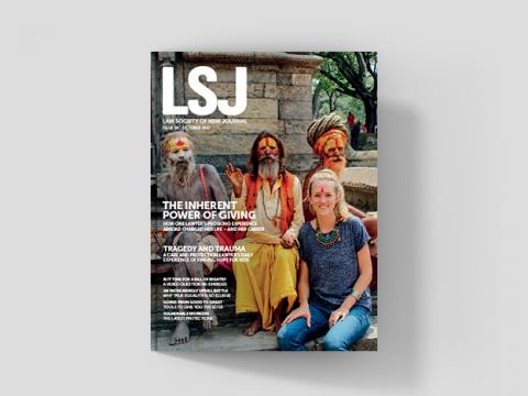 Law Society Journal Subscription (overseas)