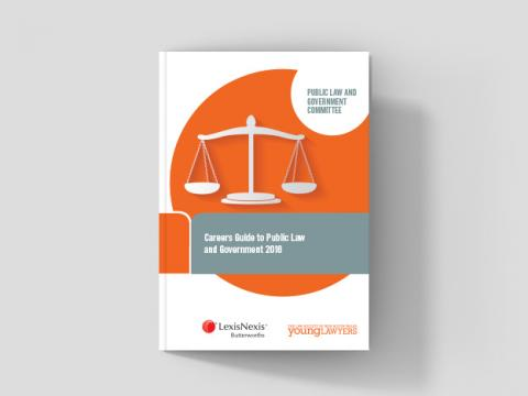 Careers Guide to Public Law and Government 2016