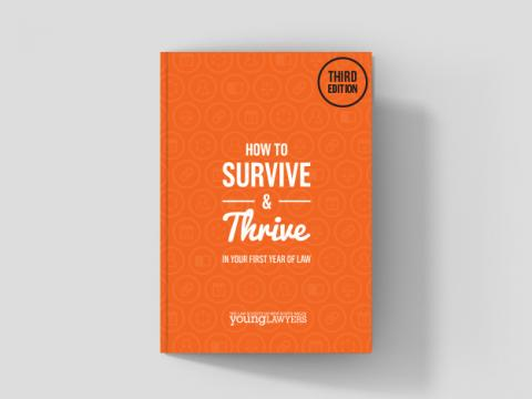 How To Survive And Thrive In Your First Year Of Law (Third Edition)