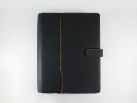Week-at-a-glance diary exterior