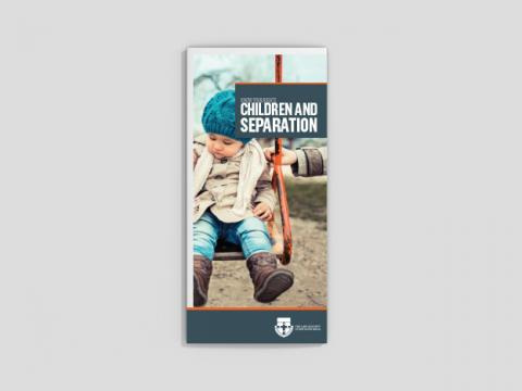 Know your rights - Children and separation (25 per pack)