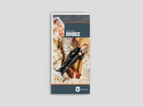 Know your rights - Divorce (25 per pack)