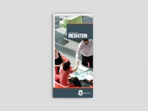 Know your rights - Mediation (25 per pack)